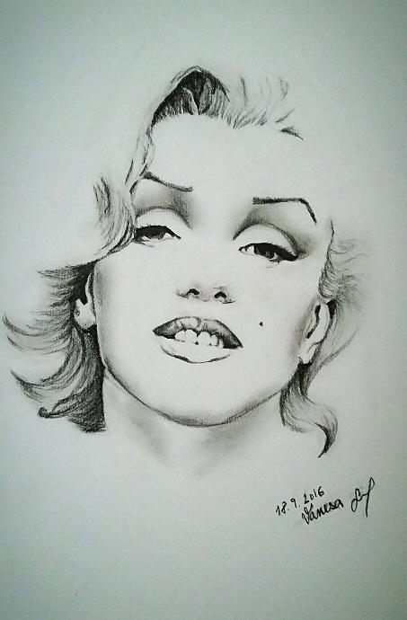 Marilyn Monroe par Vanesa.S